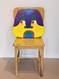 Seat on Seat; $680