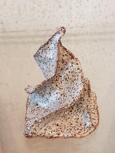 Ceramic Sculpture; $130
