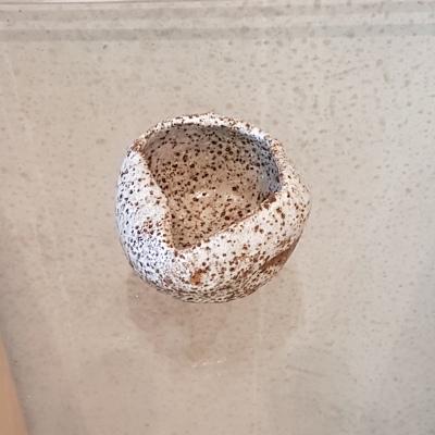 Ceramic Sculpture; $65