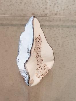 Ceramic Sculpture; $85