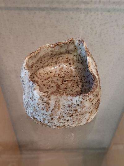 Ceramic Sculpture; $70
